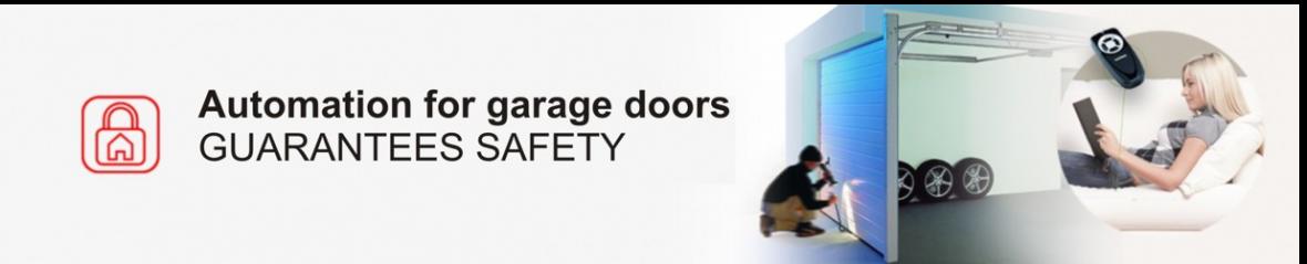 automation for garage door
